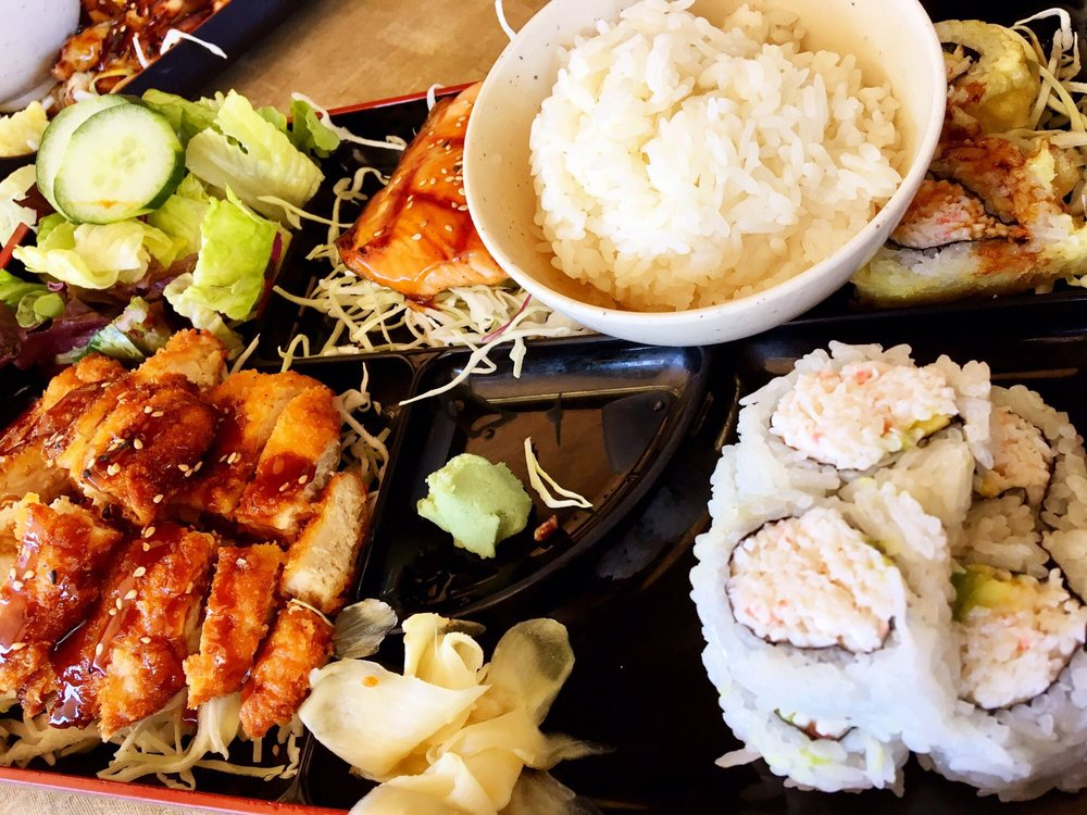 Sushi Garden: 1441 Main St, Watsonville, CA