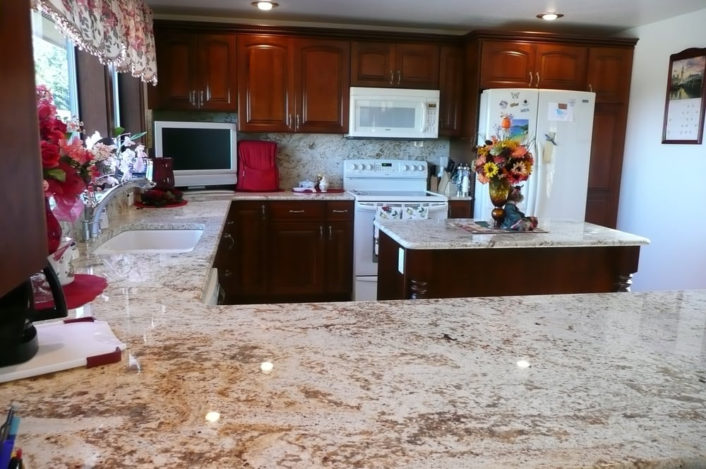 Quality In Counters: 175 S Bayview Ave, Port Angeles, WA