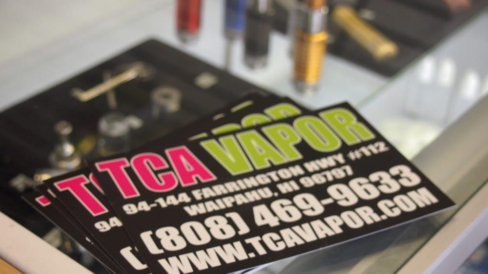 TCA Ecigs & Vapor