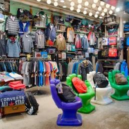 Neon Clothing Store Ottawa