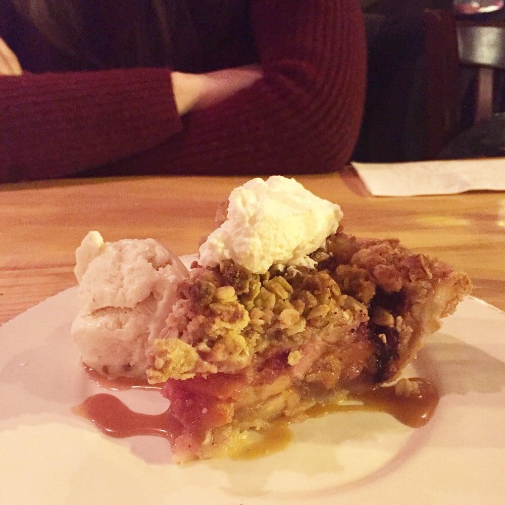 Apple and berry pie yumalertnyc Yelp