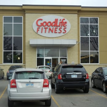 Goodlife Fitness Gyms 116 North Centre Rd London On
