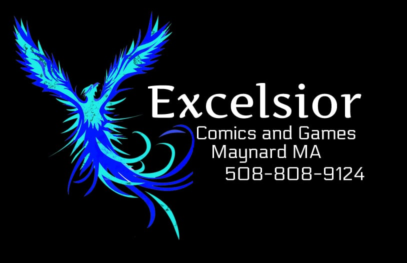 Excelsior Comics and Games: 6-10 Waltham St, Maynard, MA