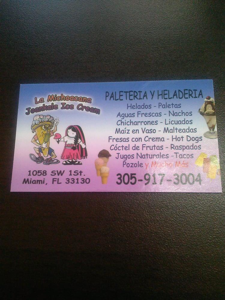 Photos For La Michoacana Joankale Yelp