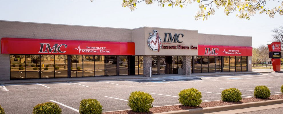 Immediate Medical Care: 5838 E Central Ave, Wichita, KS