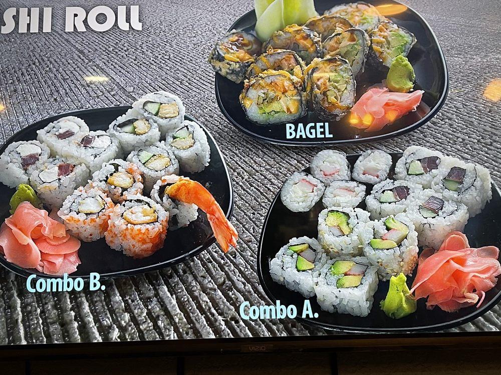 Japan House Grill & Sushi: 2795 Memorial Hwy, Lake Lure, NC