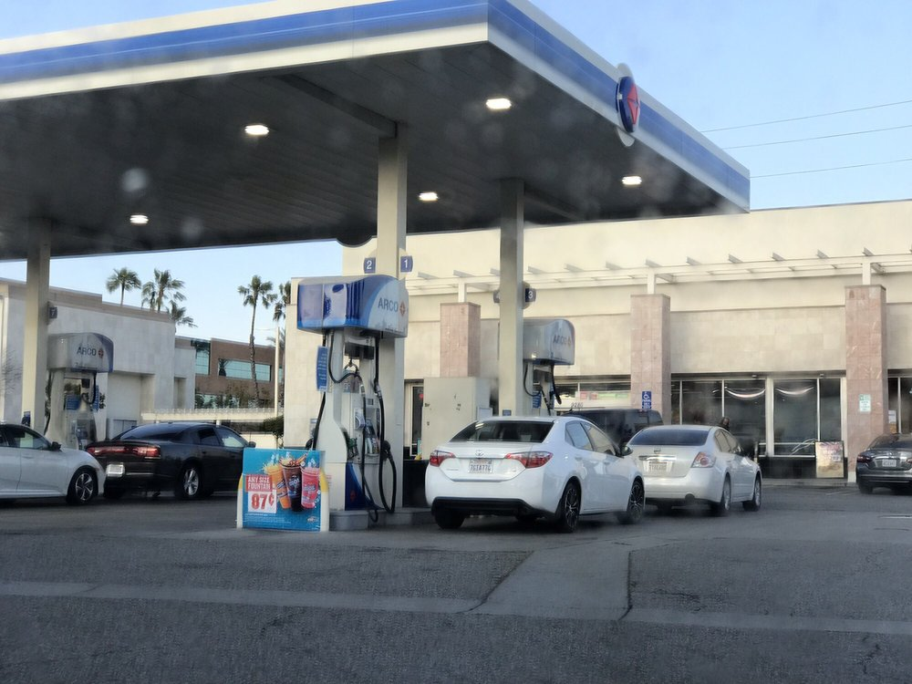Arco Gas Station >> Arco Gas Gas Stations 9280 Haven Ave Rancho Cucamonga