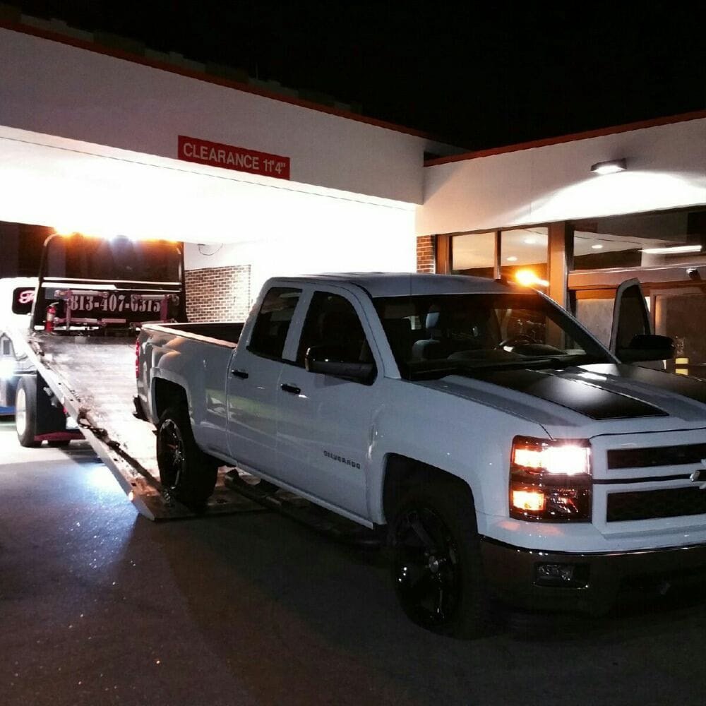 F&R Towing: Riverview, FL