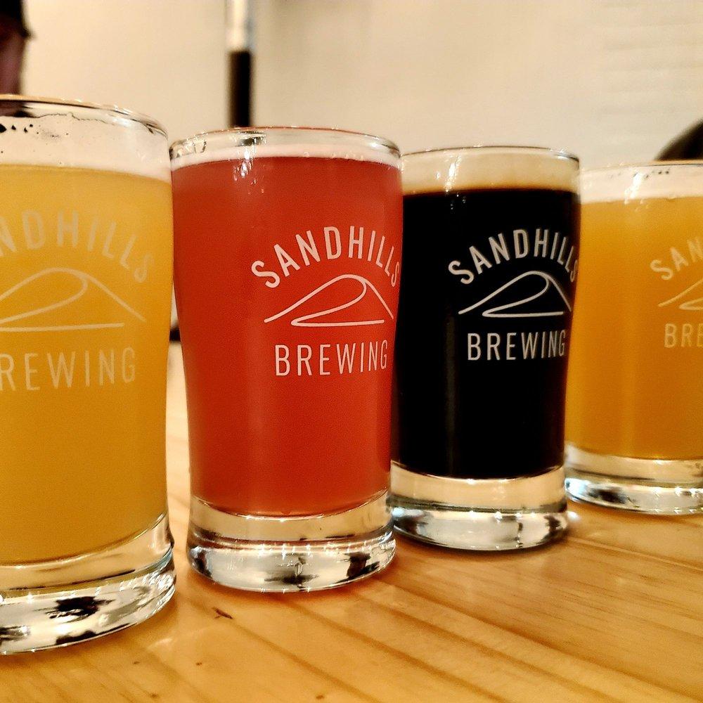 Sandhills Brewing: 5612 Johnson Dr, Mission, KS