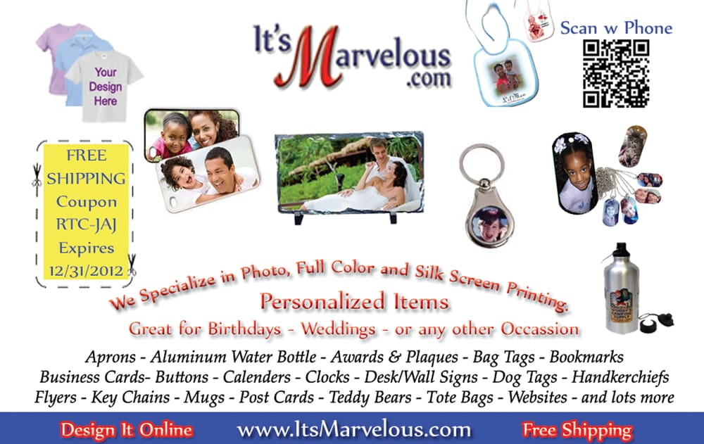 Marvelous Printing and Gift Store