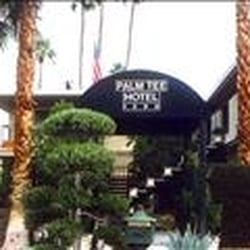 Photo Of Palm Tee Hotel Springs Ca United States Entrance