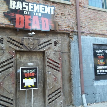 Photo Of Basement Of The Dead Haunted House   Aurora, IL, United States.