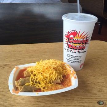 Chicos Tacos In El Paso Texas