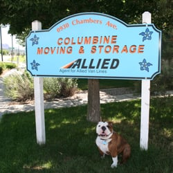 Ordinaire Photo Of Columbine Moving U0026 Storage   Eagle, CO, United States. Mascot  Bulldog