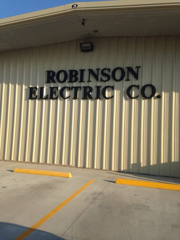 Robinson Electric Company: 825 N Chrisman Ave, Cleveland, MS