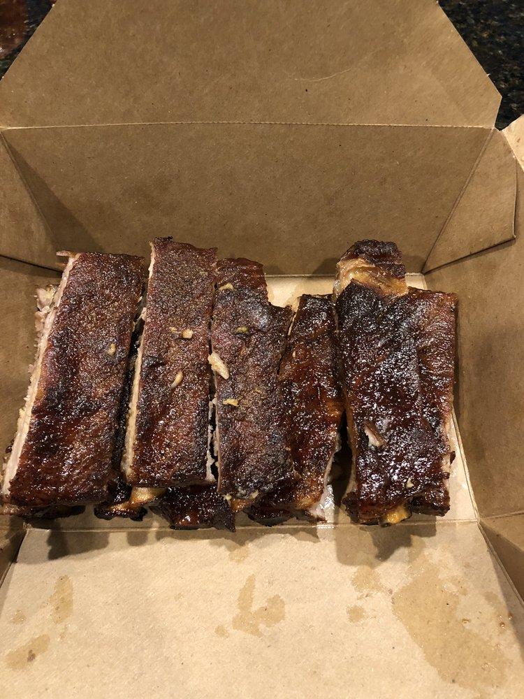 SEMINOLE BBQ COMPANY: 640 S County Rd 419, Chuluota, FL