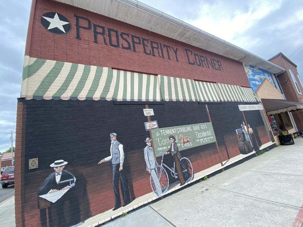 Hayes Family Shoe Store: 103 S Smith St, Cuba, MO