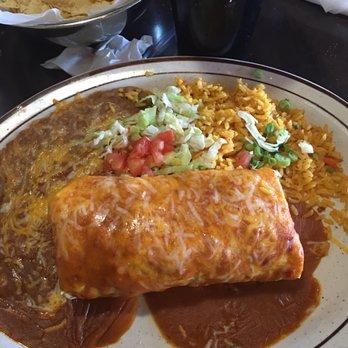 Photo Of El Potro Mexican Cafe Lawrence Ks United States Fajita Chimichanga