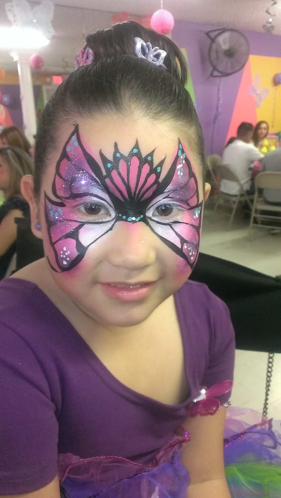 The houston face painter face painting houston tx for Cheap face painting houston
