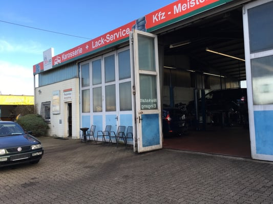 Stop And Go Auto >> Stop Go Auto Sofortservice Garages Colmarer Str 14