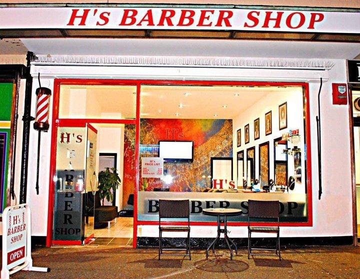 H's Barber Shop: Unit 2 Planet House, Hove, BNH