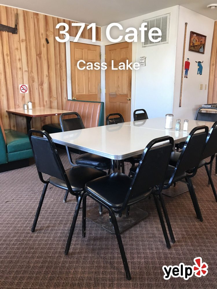 371 Cafe: 533 1st Ave NW, Cass Lake, MN