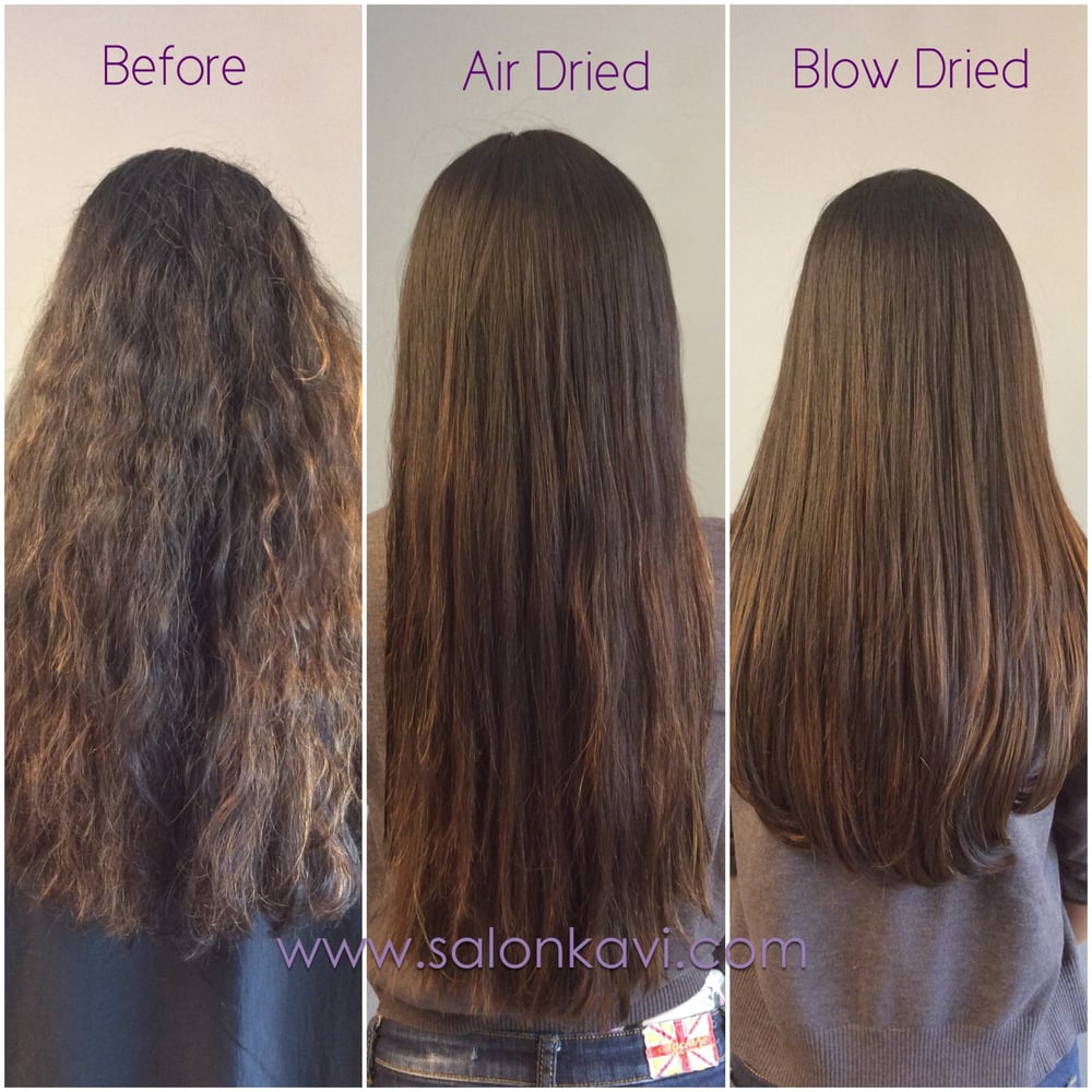 Kerasilk keratin smoothing treatment by karla yelp - Salon straightening treatments ...