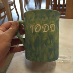 Color Me Mine - Paint-Your-Own Pottery - 2570 Justin Rd, Highland Village, TX - Phone Number - Yelp
