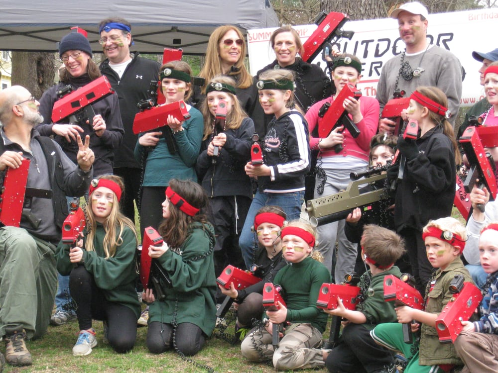 Outdoor Laser Tag, USA: 1 Zinsser Way, Hastings-on-Hudson, NY