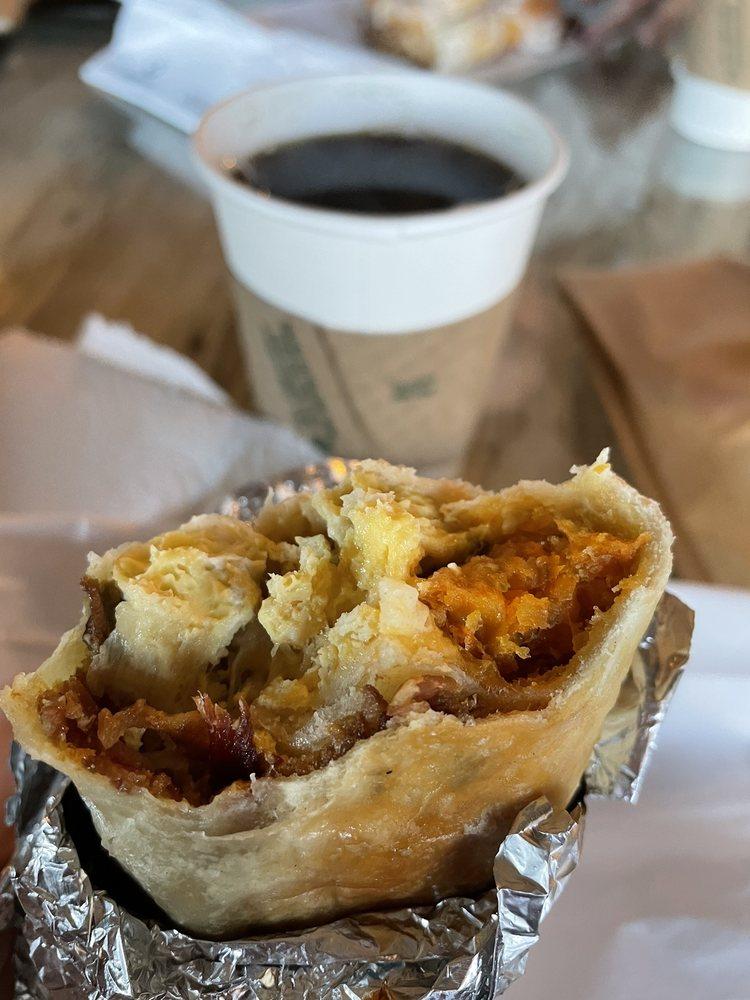 Wild Flour Cafe & Bakery: 4 Overlook Rd, Emigrant, MT