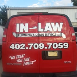 Photo Of In Law Plumbing And Drain Services Omaha Ne United States
