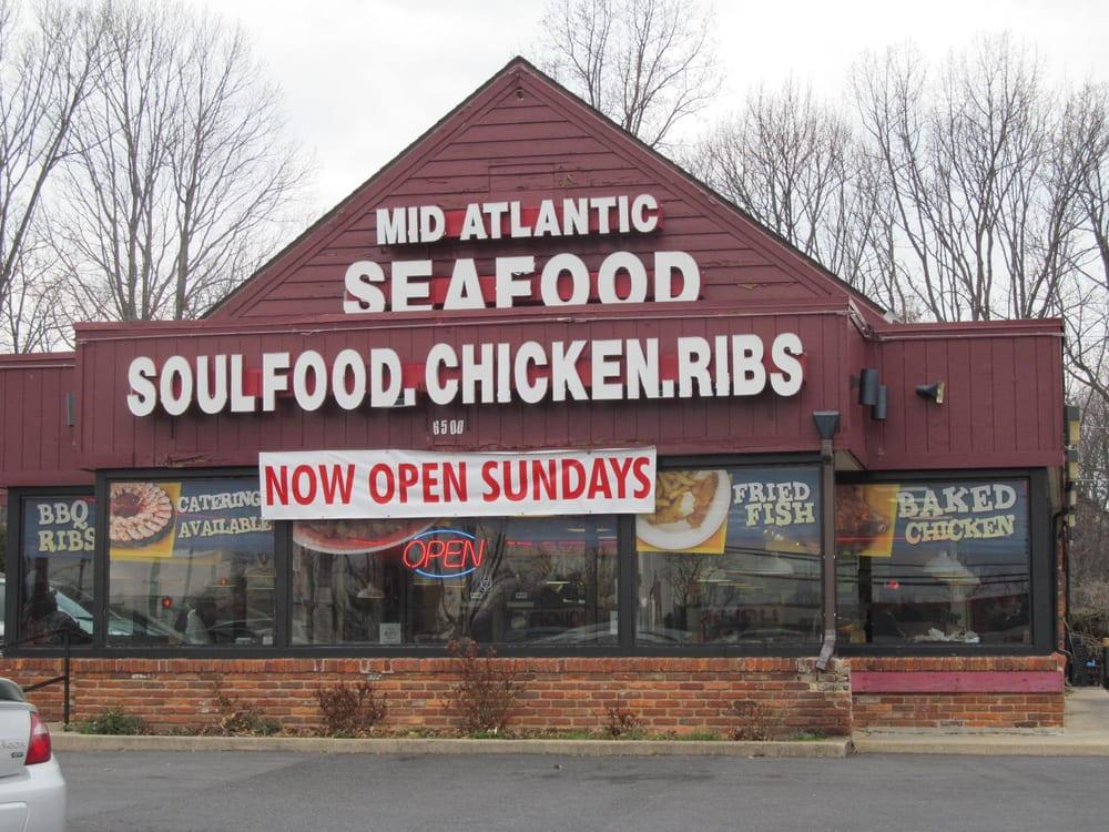Seafood Restaurants Near Waldorf Md