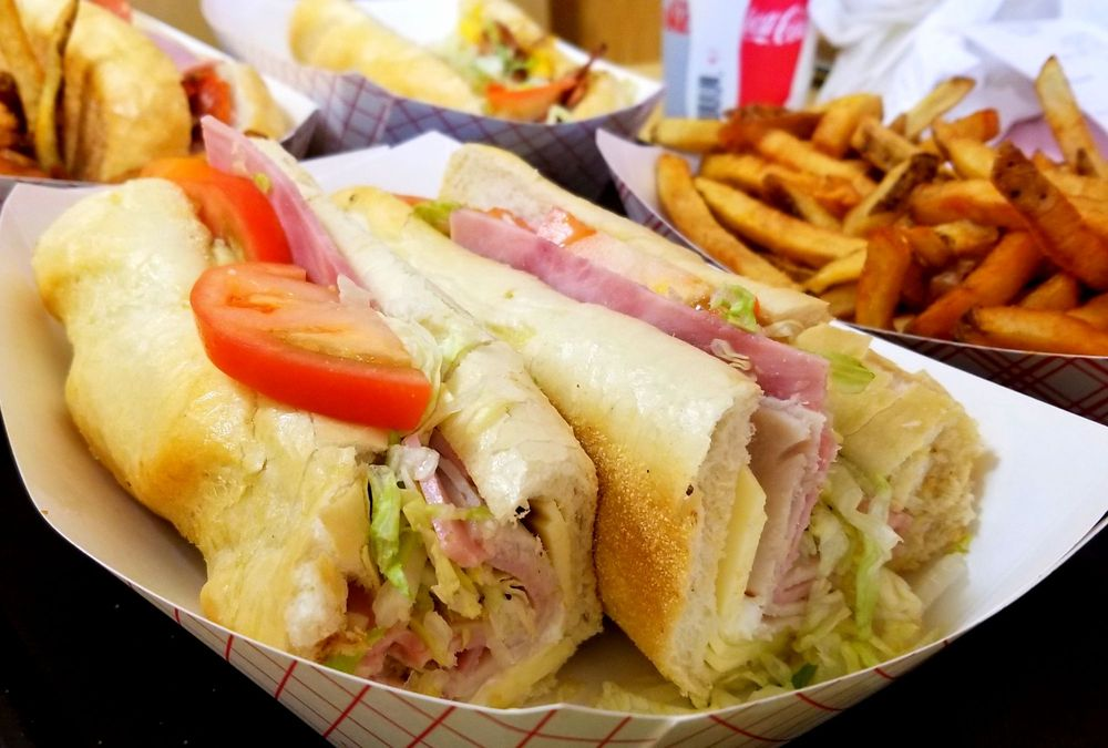 Grand Junction Grilled Subs: 1100 19th Ave N, Fargo, ND
