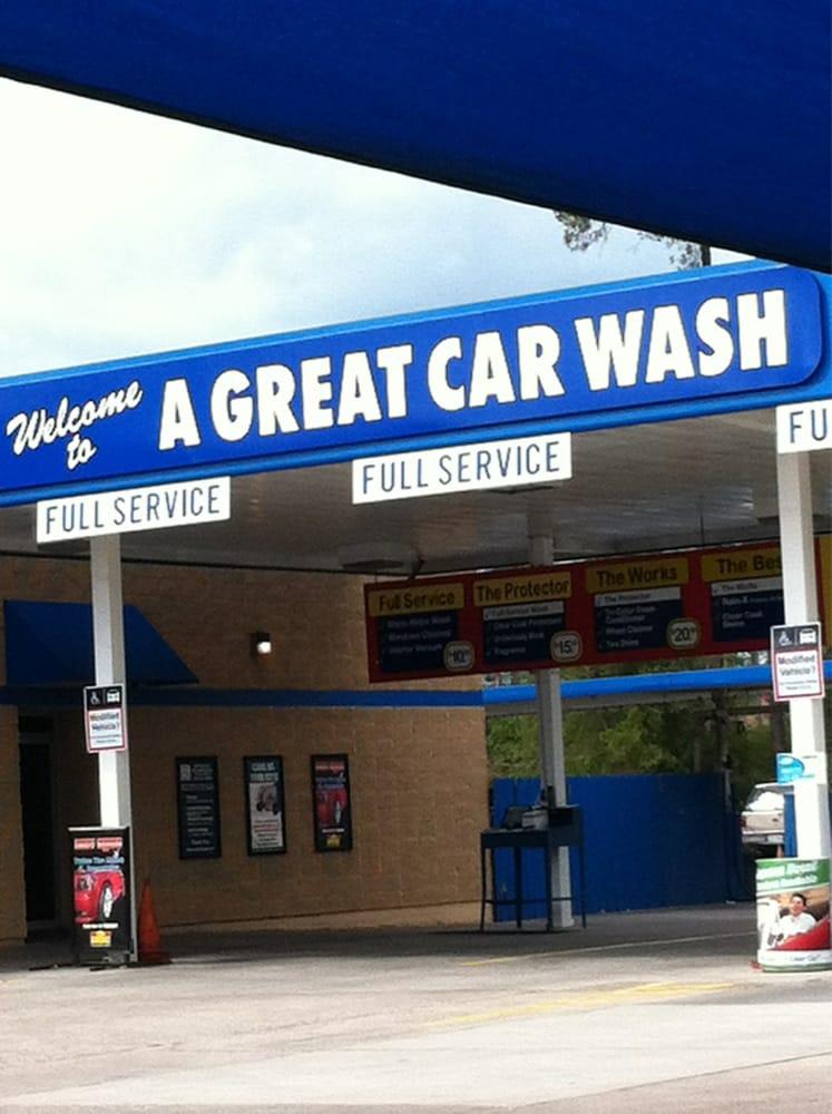 Simoniz Car Wash Conroe