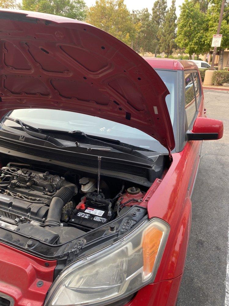 AutoZone Auto Parts: 11617 Cherry Ave, Fontana, CA