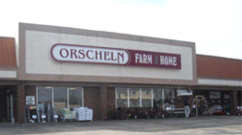 Orscheln Farm and Home: 124 East South Service Road, Sullivan, MO
