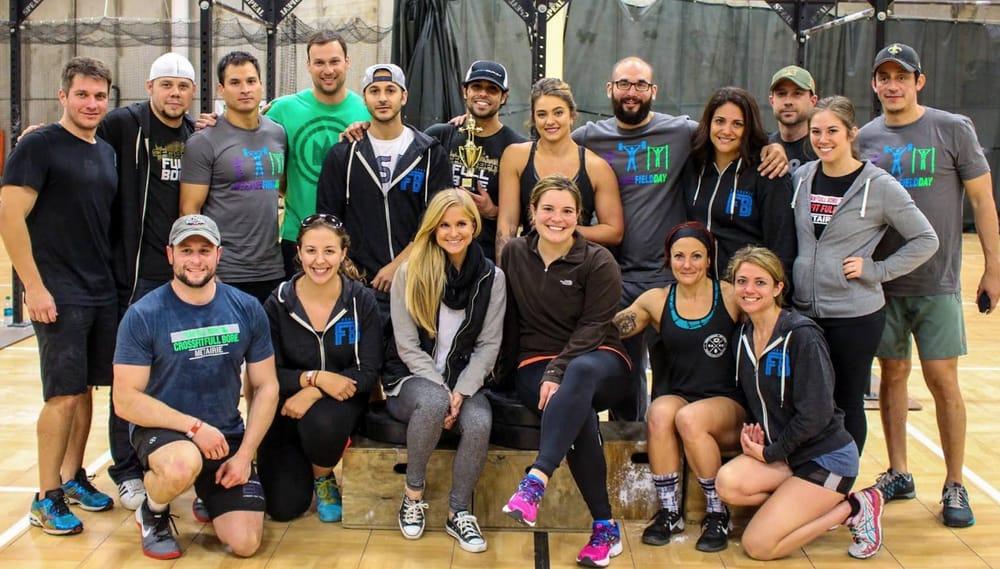 CrossFit Full Bore: 1516 River Oaks Rd W, Jefferson, LA