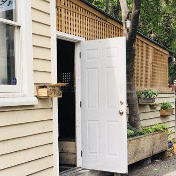 Photo Of R Kitchen   Charleston, SC, United States. Back Door