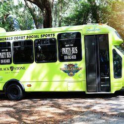 Party Bus Fort Walton Beach Fl