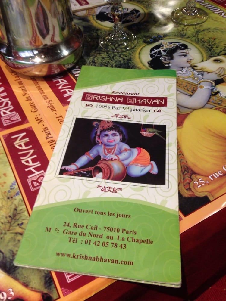 Photos pour krishna bhavan yelp for Krishna bhavan paris