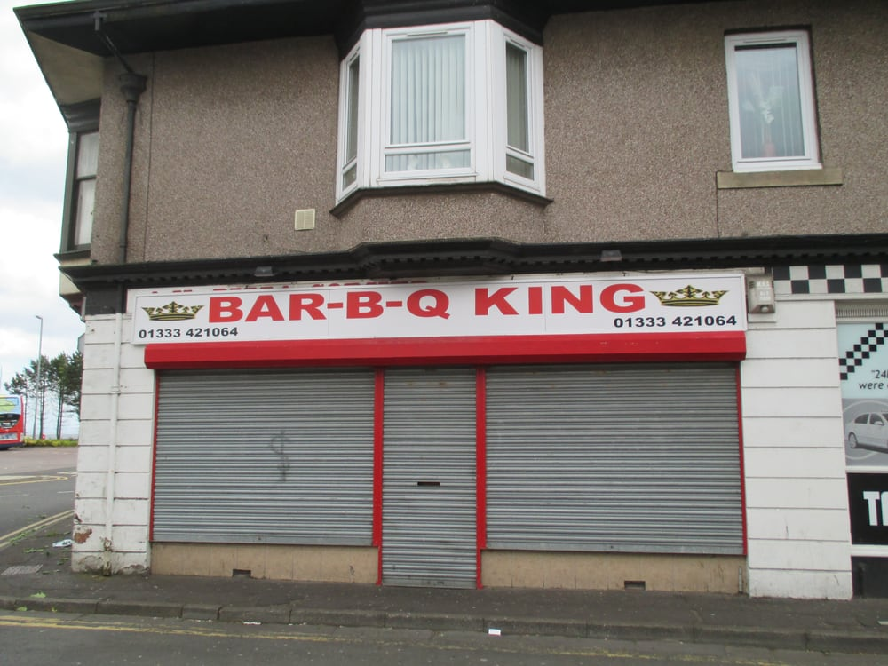 Bar b q king takeaway fast food 3 oswald place for Food for bar b q