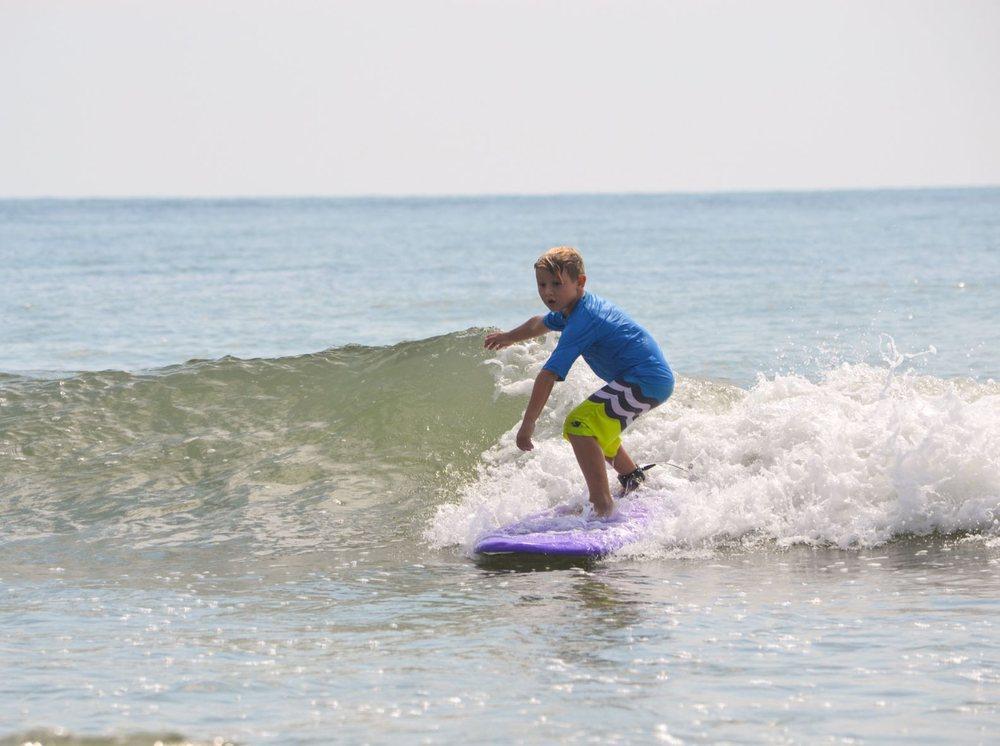 Moana Surf School And Excursions: Virginia Beach, VA
