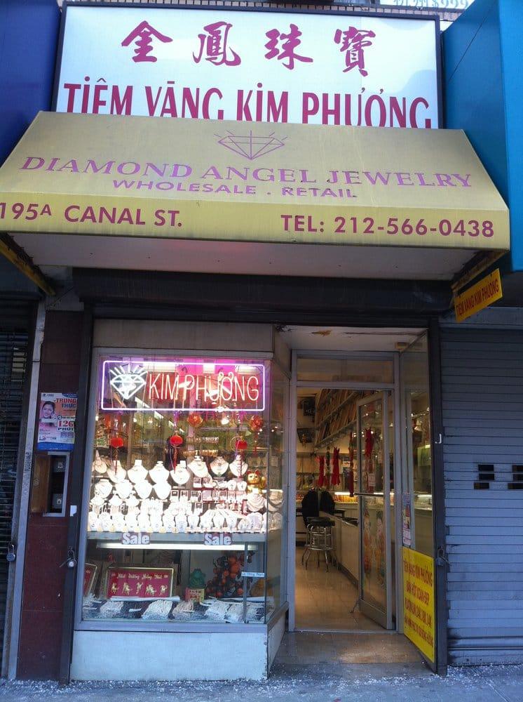Diamond angel jewelry jewelry 195a canal st new york for Adler s jewelry canal street