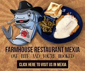 Farm House: 1401 E Milam St, Mexia, TX