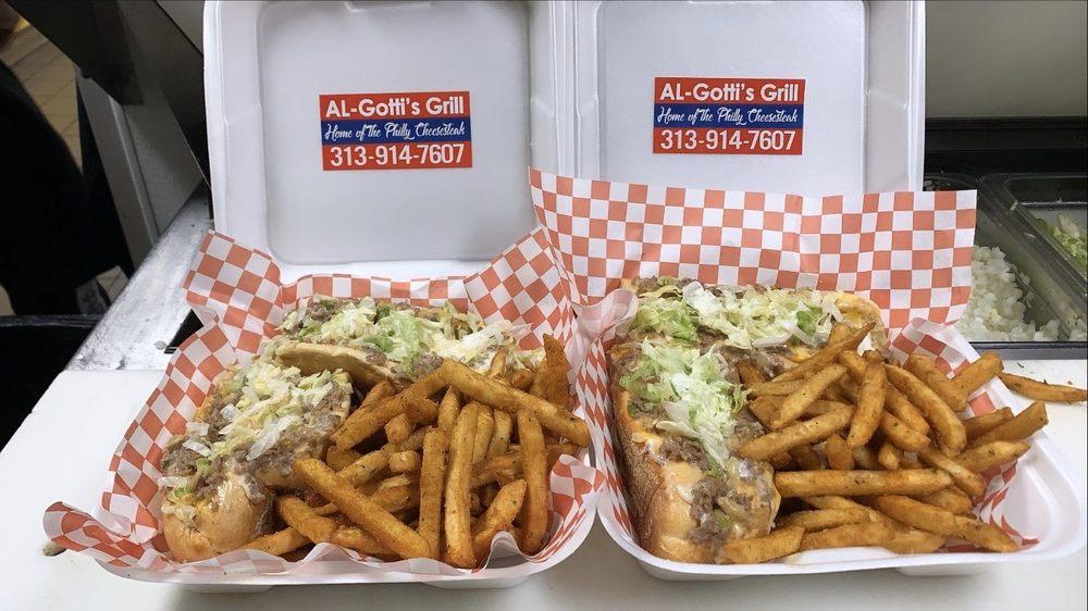 Algottis Grill: 4200 Schafer Rd, Dearborn, MI