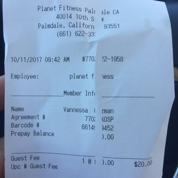 Planet Fitness 19 Reviews Gyms 40014 10th St W Palmdale Ca