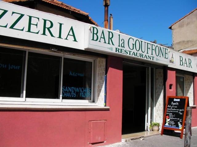 Restaurant Marseille  Redon