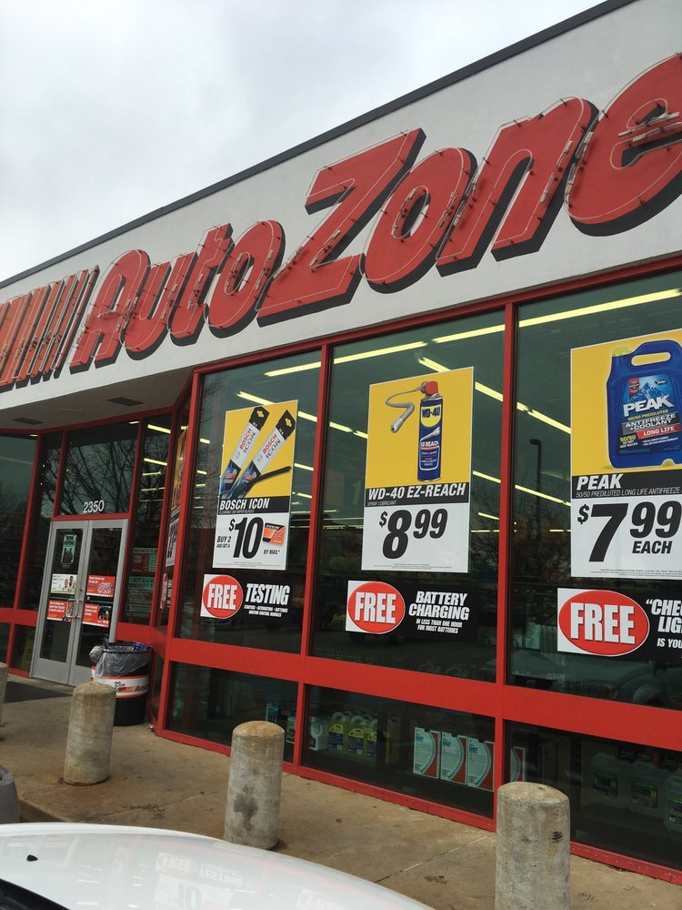 Browse AutoZone locations in Louisville, Kentucky for your auto parts needs. AutoZone supplies automotive replacement car parts including hard parts, maintenance items and car accessories.