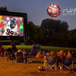 Funflicks Outdoor Movies Modesto Request A Quote