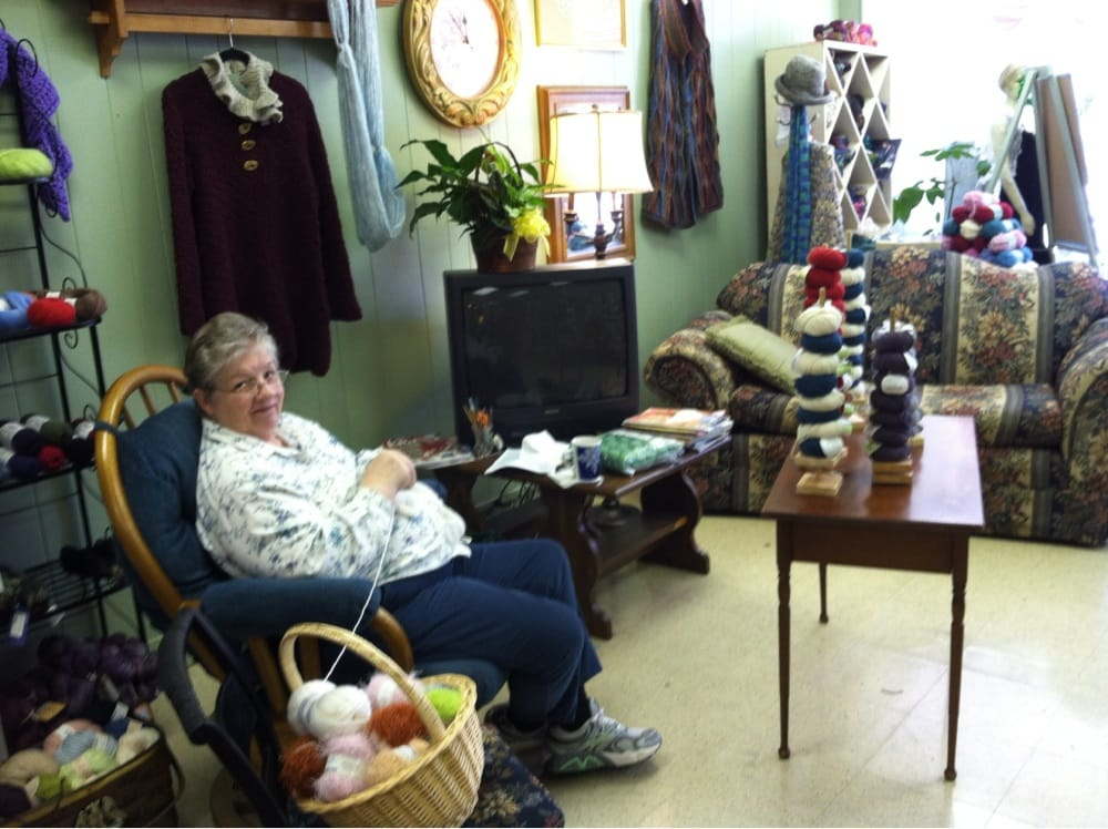 Harriet's Knit Knook: 103 E Main St, Madison, IN